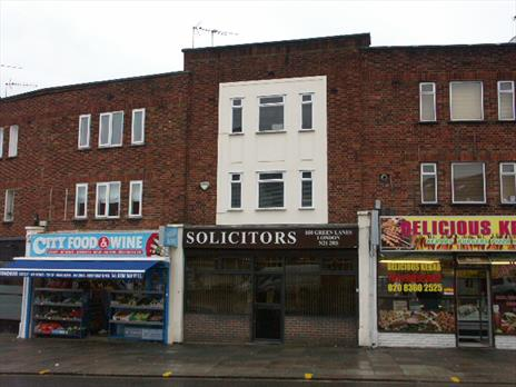 Shop and Upper Parts Freehold with Vacant Possession - London N21