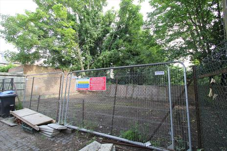 Site With Development Potential For Sale - Palmers Green N13