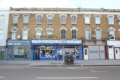 Freehold Shop, Upper Parts and Mews Houses For Sale - Leytonstone E11