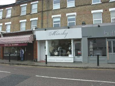 Retail Shop (A1 Use) To Let - Winchmore Hill, London N21