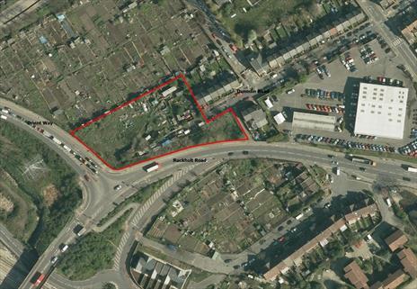 Freehold Development Site for Sale - London E10