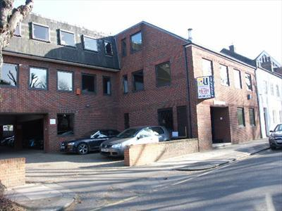 Modern Open Plan Office To Let - Enfield EN1