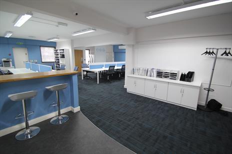 Modern Office To Let - Enfield EN1