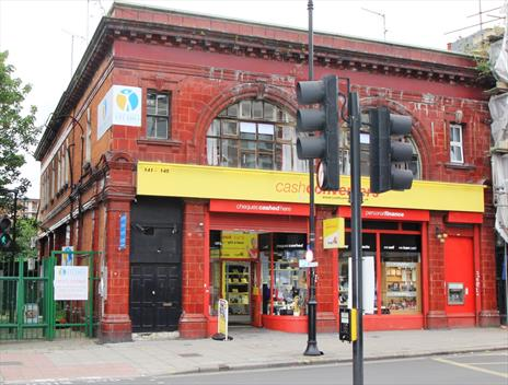 Unique Lower Ground Floor (Sui Generis Use) To Let -  Kentish Town NW1