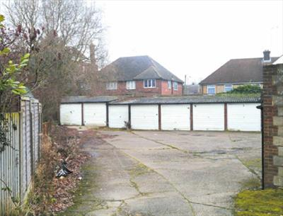Acquistion of 17 Lock Up Garages in Mill Hill, London NW7