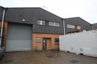 Modern Refurbished Industrial Unit / Workshop To Let - Edmonton N18