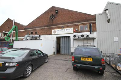 Industrial Warehouse For Sale - Tottenham Hale, London N17