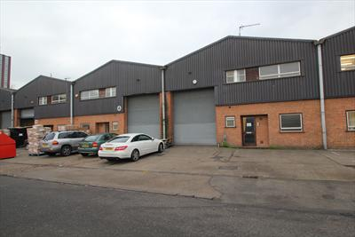 Modern Refurbished Industrial Units / Warehouses To Let - Edmonton N18