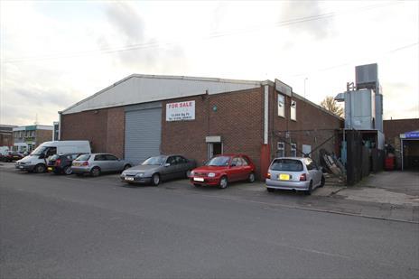 Prominent Warehouse For Sale - Waltham Abbey EN9