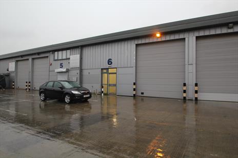 Modern Freehold Warehouse/Industrial Building For Sale - Waltham Abbey EN9