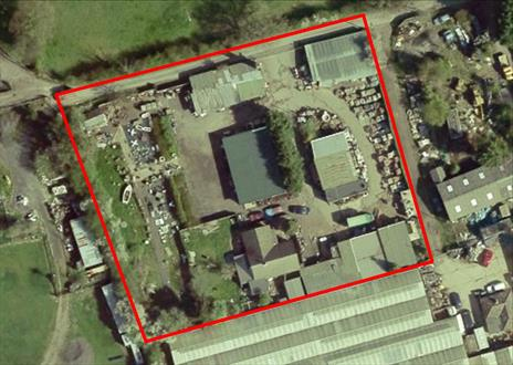 Freehold Site For Sale with Vacant Possession - Enfield EN2