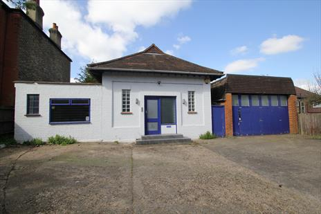 Unique Office / Studio Building To Let - Muswell Hill, London N10