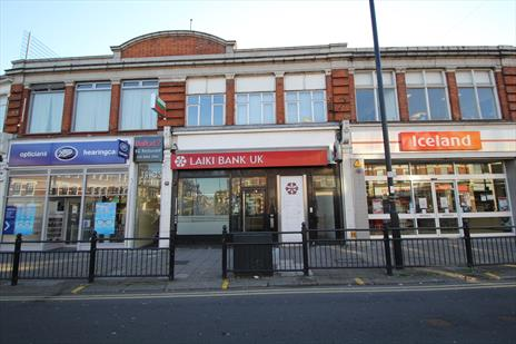 Vacant Freehold Retail Bank and Office Property - London N13