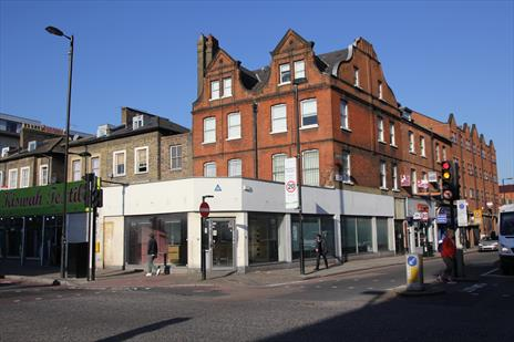 Vacant Freehold Retail Banking Property For Sale - London N7