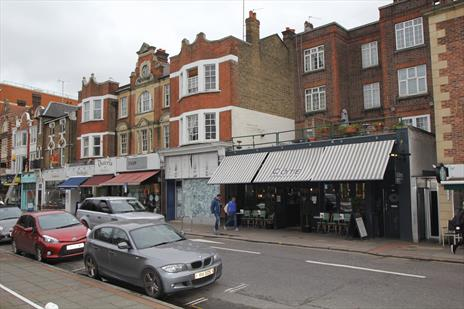 Rarely Available Shop To Let - The Green Ealing W5