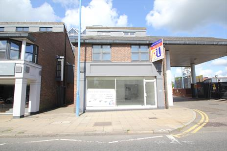Prominent Shop and First Floor Offices To Let - Potters Bar EN6