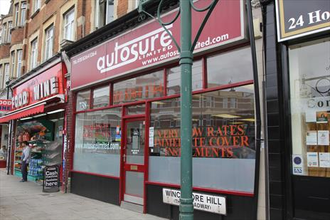 Prominent Retail Shop To Let - Winchmore Hill N21