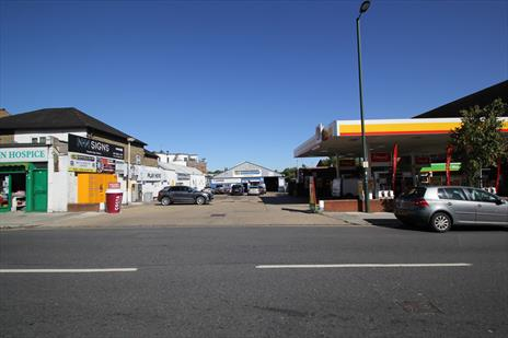 Investment for Sale on 0.41 Acre Freehold Site - Barnet EN4