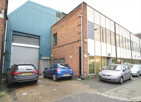 Freehold Industrial Unit / Warehouse For Sale  Park Royal, London NW10
