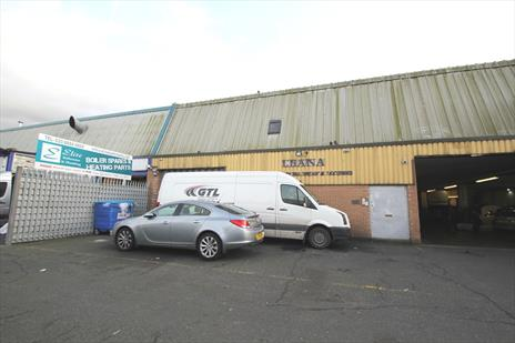 Workshop / Warehouse To Let - Edmonton, London N18