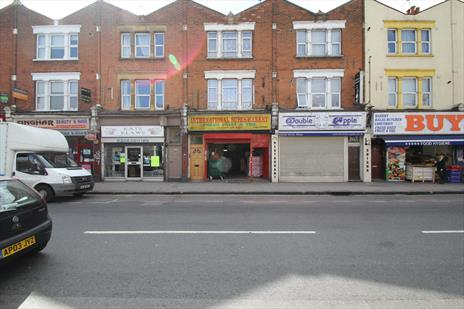 Shop To Let - Turnpike Lane N8