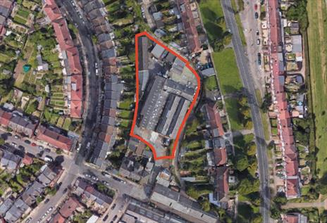 Vacant Freehold 0.75 Acre Industrial Property For Sale - London N22