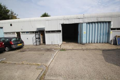 Industrial Warehouse To Let - Edmonton N18