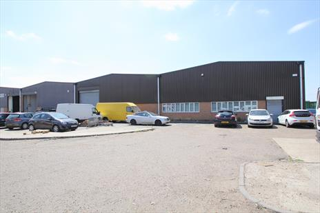 Warehouse Units in Waltham Abbey Acquired