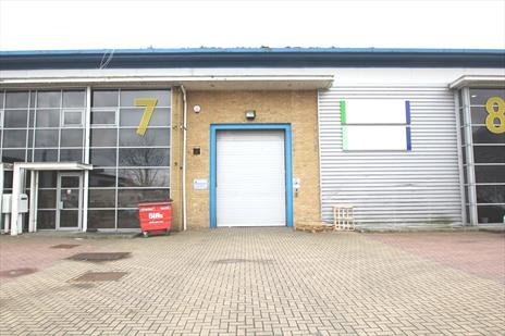Modern Industrial Warehouse and Offices For Sale - Waltham Abbey EN9
