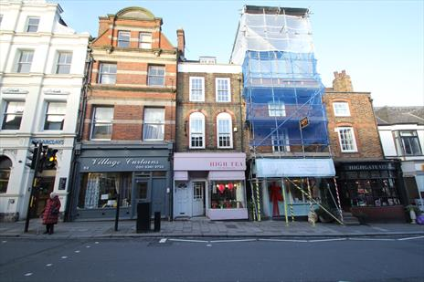 Freehold Investment For Sale in Highgate Village - London N6