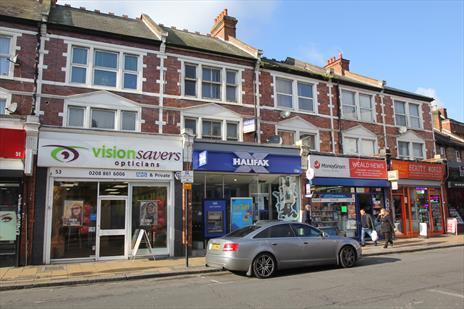 Shop To Let - Harrow Wealdstone HA3