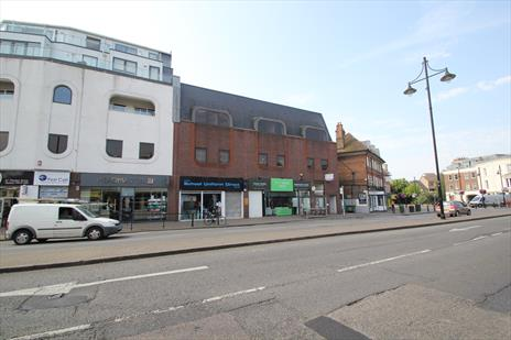 Freehold Investment with Development Potential For Sale -  Staines-Upon-Thames TW18