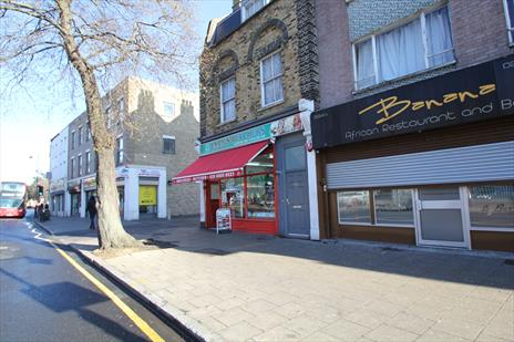 Retail Investment For Sale - Tottenham N17