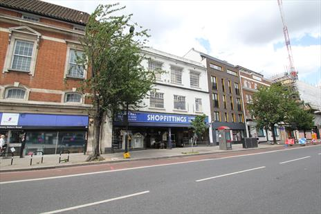Showroom / Warehouse With Development Potential For Sale - Finsbury Park