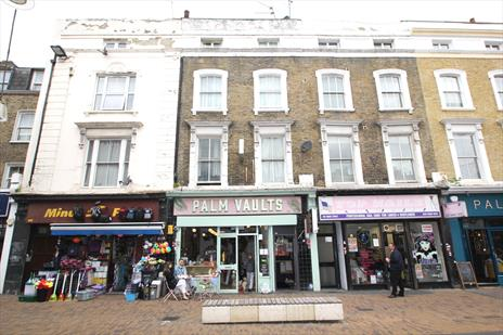 Freehold Shop and Upper Parts For Sale - London E8