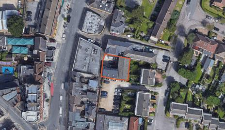 Freehold Commercial Investment with Planning for Residential Conversion - Barnet