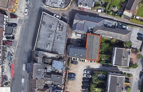 Vacant Freehold Commercial Building with Planning for Residential Conversion - Barnet