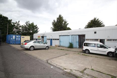 Storage Units To Let - Edmonton N18