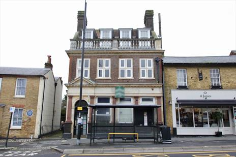 Imposing Freehold Bank Building For Sale - Bushey WD23
