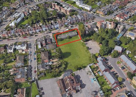 Freehold D1 Building on 0.3 Acre Site For Sale - London N10