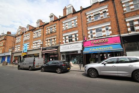 Shop To Let - Ealing W5