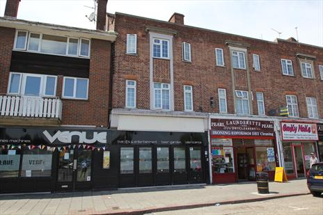 Freehold Shop and Upper Parts Investment For Sale - Waltham Cross EN8