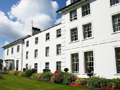 West Lodge Park Hotel, Hadley Wood