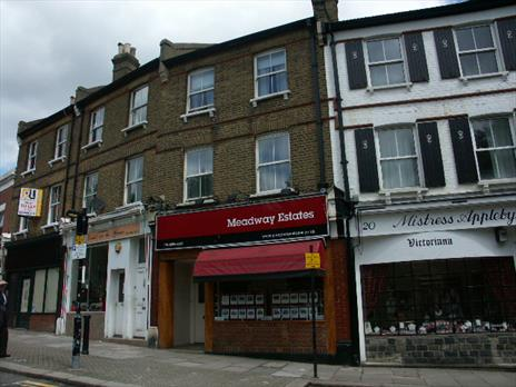 Freehold Shop & Upper Parts Commercial Property Investment - London N21