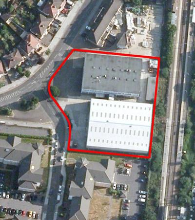 Freehold of warehouse premises in Brimsdown acquired for Ripmax plc