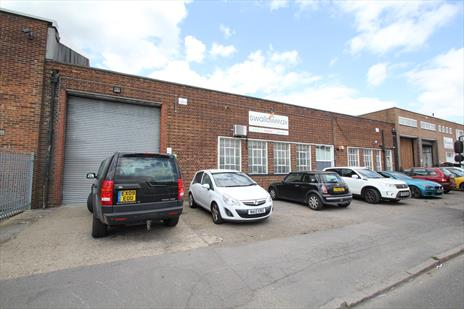 Vacant Freehold Industrial Unit For Sale - Brimsdown EN3