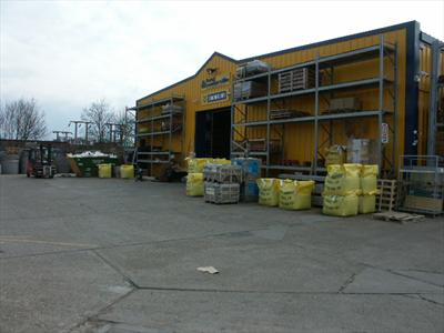 Off-market aquisition of freehold builders merchant warehouse - Mollison Avenue Enfield EN3
