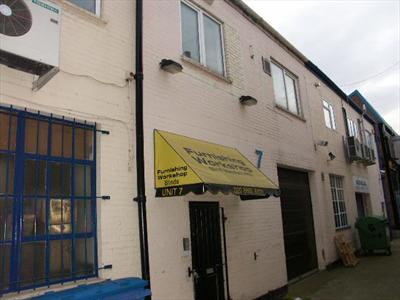 Freehold Warehouse / Workshop Ponders End Enfield EN3