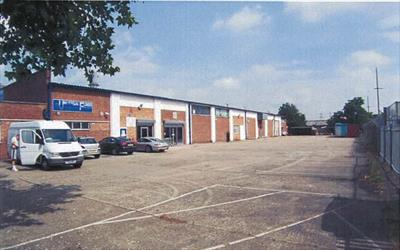 Mollison Avenue Enfield warehouse acquired and planning consent obtained for change to B2
